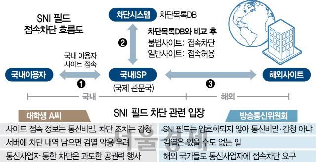[단독]'불법사이트 차단 조치' 위헌 심판 받는다