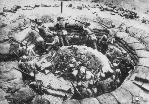 [오늘의 경제소사] 1937년 상하이 전투