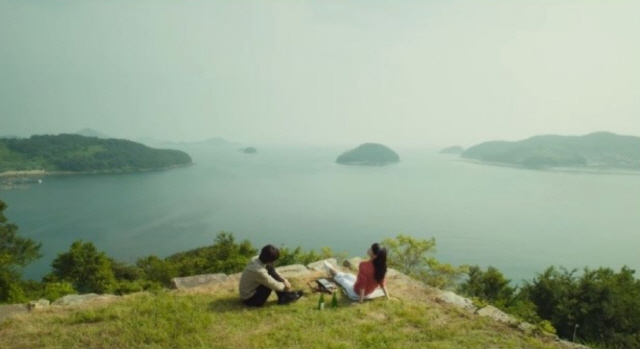 [나윤석의 영화 속 그곳]파란 바다·섬·사랑…그대에게 모두 드리리