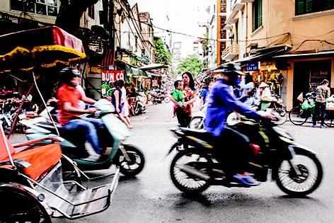 굿모닝, 베트남
