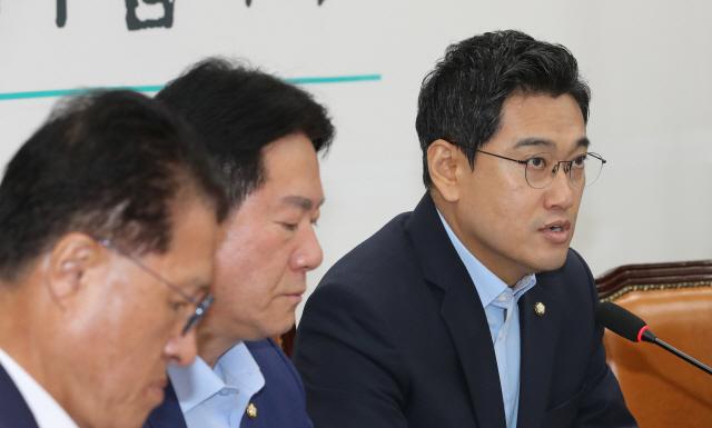'방통위 중립·독립성 훼손'…野, 한상혁 후보자에 집중 포화