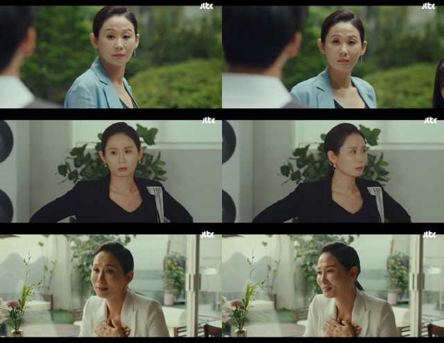 '열여덟의 순간' 김선영, 시시때때로 변하는 눈빛..극의 분위기 쥐락펴락