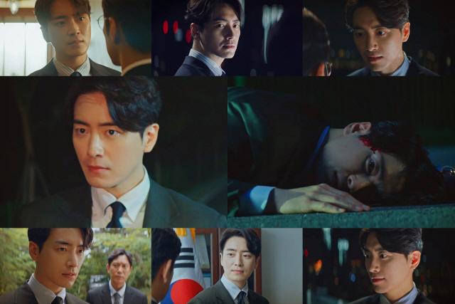 '60일, 지정생존자' 이준혁, 독기 오른 '오영석 최후'..역대급 악역