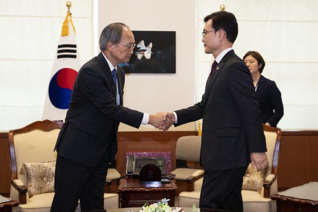 한일 외교차관 회담 16∼17일께 동남아서 개최