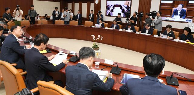 제21차 경제활력대책회의