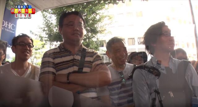 아베의 고백 'DHC TV 몰래 즐겨본다'