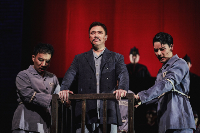 뮤지컬로 되새기는 '광복의 의미'