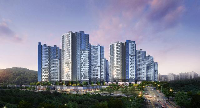 포스코건설, 21~23일 경기 광주 오포더샵 센트럴포레 청약