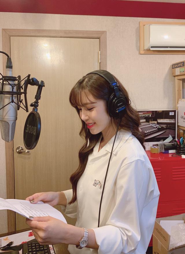 MBC '기억록' 전효성, 댄서 제이블랙과 함께 기념 음원 발매