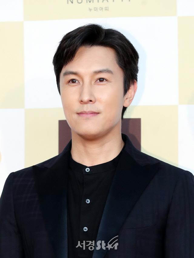 신화 김동완, '제74주년 광복절 정부경축식' 참석 '영광스럽고 감사'
