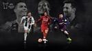 UEFA 올해의 선수는 역시 메시?…호날두도 후보 올라