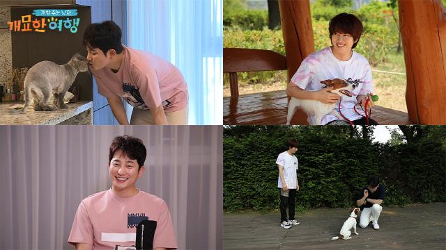 '개묘한 여행' 박시후·김희철의 리얼한 일상 공개..8월 17일 첫 방송