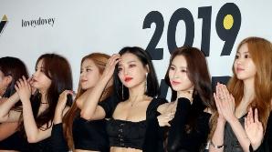 CLC(씨엘씨), 눈부신 비주얼 (2019 케이월드 페스타)