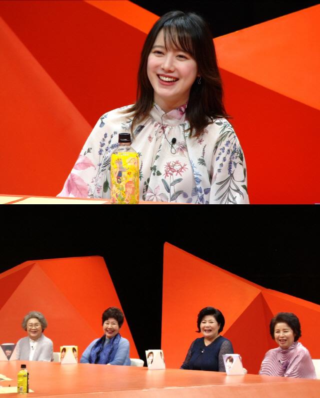 '미운 우리 새끼' 구혜선, 안재현과의 '첫 키스' 비하인드..母벤져스 귀 쫑긋