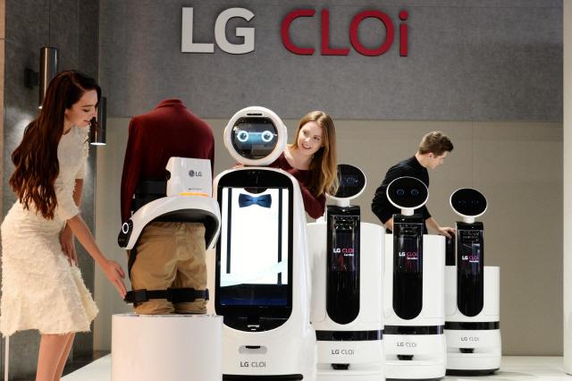 LG전자 '미래 책임질 로봇 전문가 모십니다'