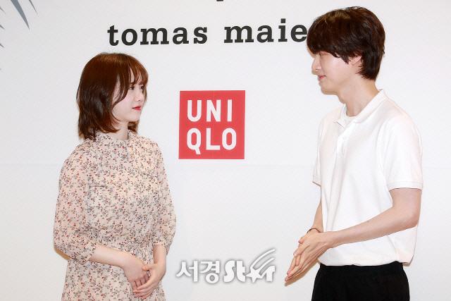 """구혜선, 안재현과 이혼 위기..문자 메시지 폭로 """"이혼 합의 ,서류만 남아"""