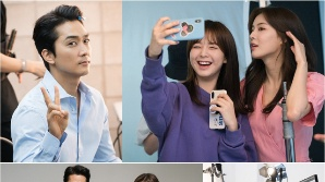 '위대한 쇼' 송승헌-이선빈, 꿀조합 케미맛집