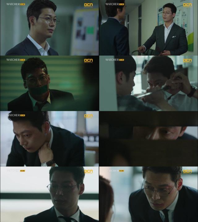 '왓쳐' 박훈, 특별출연 넘어선 인생연기 '존재감 빛났다'