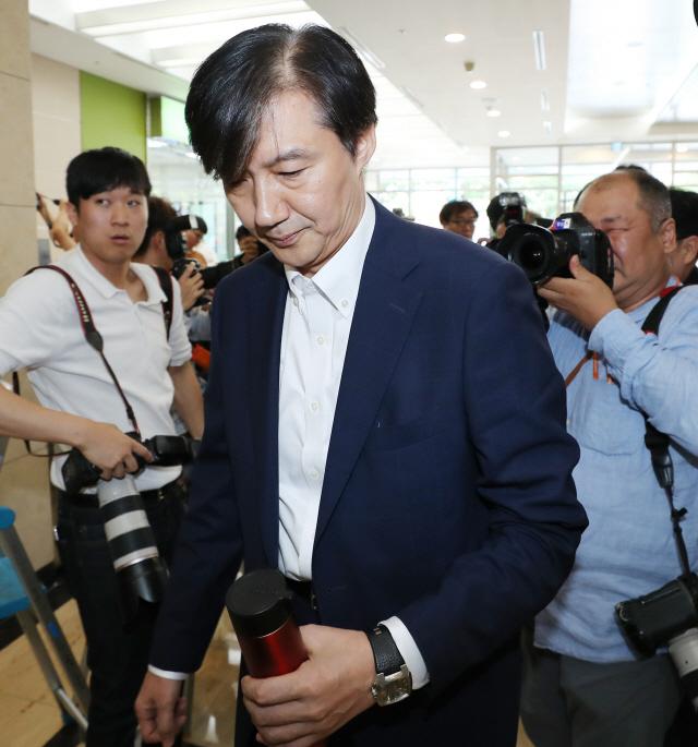 이인영 '조국 가족 청문회? 지독한 인권 침해'