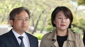 """이재정 의원도 경찰출석 """"한국당 장외투쟁 고민할때 아냐"""""""