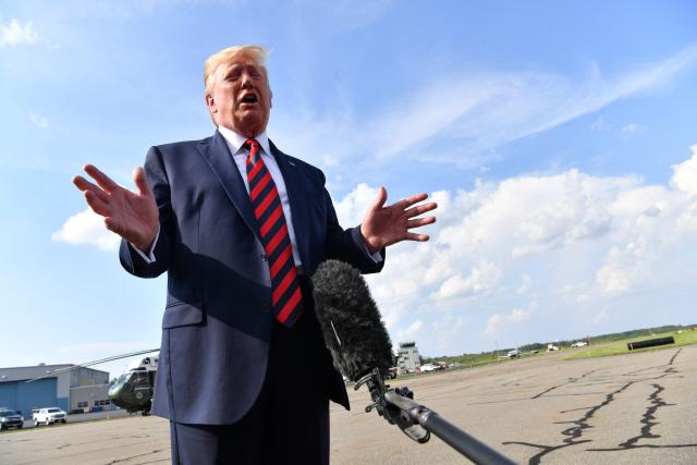 """트럼프, 그린란드에 """"전략적으로 흥미로워"""""""