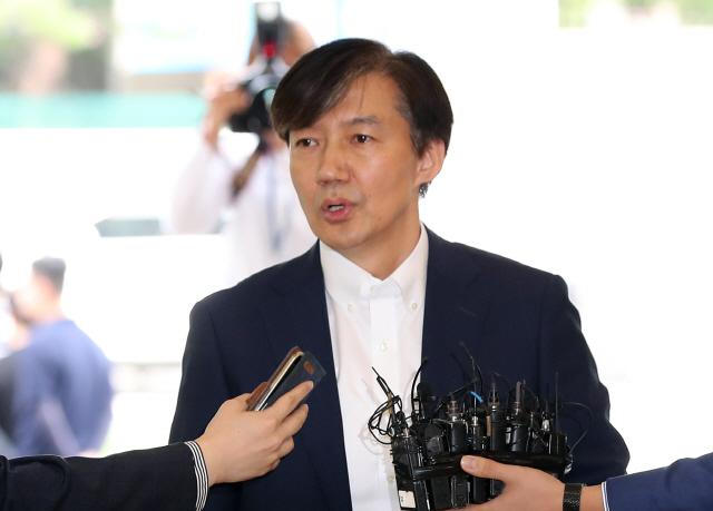 """조국 """"인사청문회 내일이라도 열어준다면 의혹 다 밝힐 것"""""""