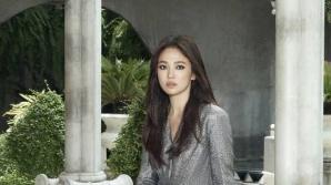 """송혜교, 스모키 메이크업으로 근황 전해…""""섹시하고 시크한 매력 발산"""""""