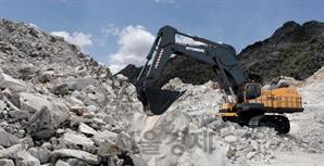 현대건설기계, 러시아서 3,000만 달러 규모 건설장비 300여대 일괄수주