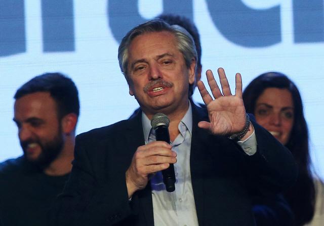 아르헨 좌파 대선 후보 'IMF차관 상환조건 재협상할 것'
