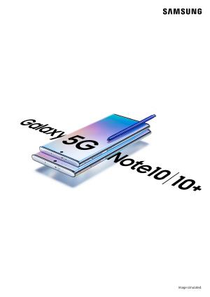 정부·이통사, 삼성에 갤노트10 'LTE모델' 출시 요청
