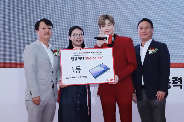 갤노트10 사전판매량 역대 최고...130만대 팔렸다