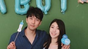 """[공식입장] 이필모♥서수연, 14일 득남 """"아내의 산후조리 돕고 있는 중"""""""
