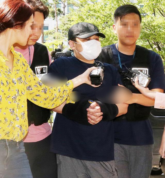 장대호 사진 모자이크 없이…공개된 '몸통 시신' 사건 피의자 얼굴(속보)