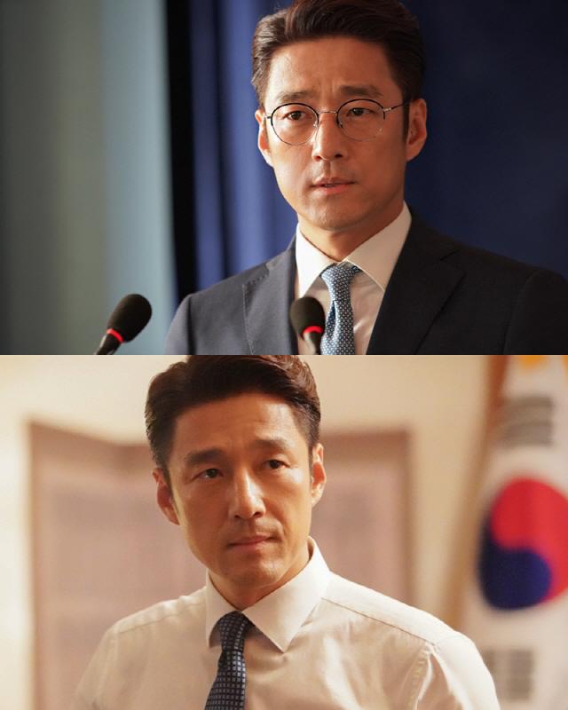 '60일, 지정생존자' 20년 차 배우 지진희가 보여준 주연의 품격