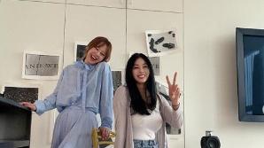 서동주 '섹시폭발 화끈한 S라인' 서정희 '절대동안' 모녀야 자매야