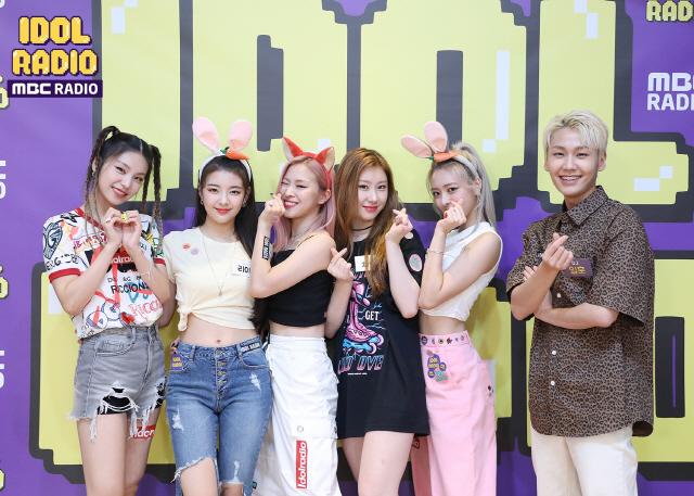 '아이돌 라디오' ITZY(있지) '팬들과 올해를 꽉꽉 채워서 보내기로 약속'