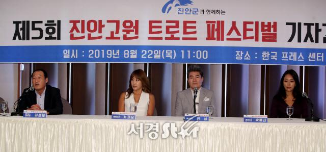 """""""남녀노소 다양한 관객 기다립니다""""  '제5회 진안고원 트로트페스티벌' 10월 9일 개막"""