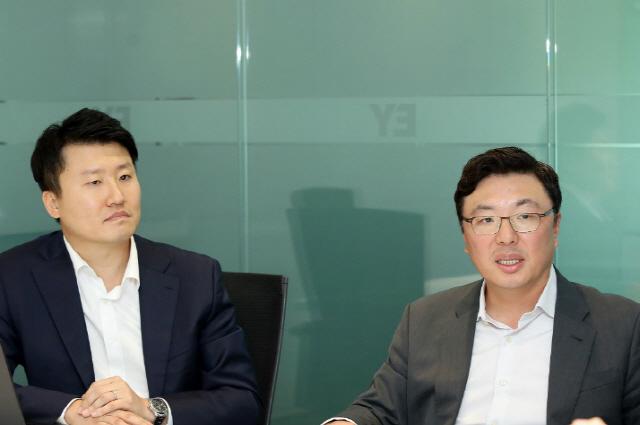 EY한영 블록체인 팀 '프라이빗보단 퍼블릭…신사업 담당자 많이 찾아온다'