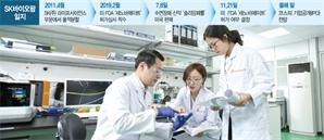 글로벌신약 자신감...SK바이오팜 연내 IPO
