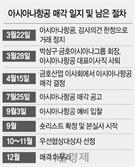 """아시아나 내달 3일 예비입찰...""""3단계 인수자금 계획 내놔라"""""""
