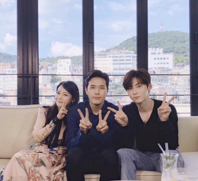 뮤지컬 '마리 앙투아네트' 김소현·손준호·황민현, 연예가중계서 특급케미
