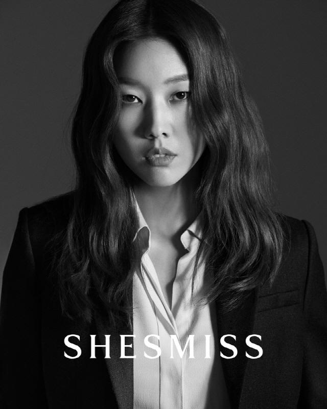 톱모델 겸 방송인 한혜진, 19F/W 쉬즈미스(SHESMISS) 뮤즈로 선정