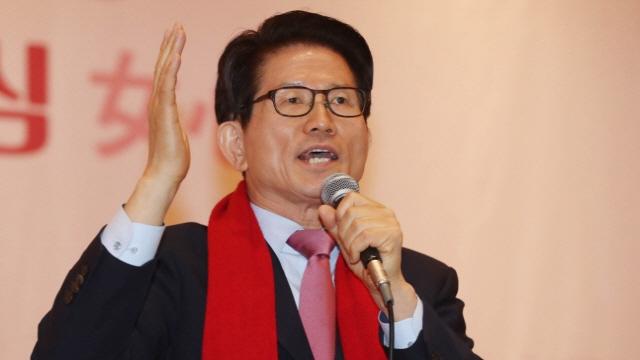 지소미아 종료에 김문수 '독도는 누구와 지켜' 네티즌 '독도가 일본땅이냐'