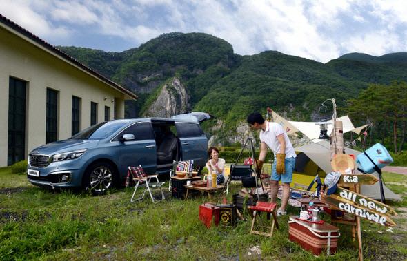 [토요워치]승용차·SUV 대신 캠핑카 여행…'아빠의 꿈'이 이뤄진다
