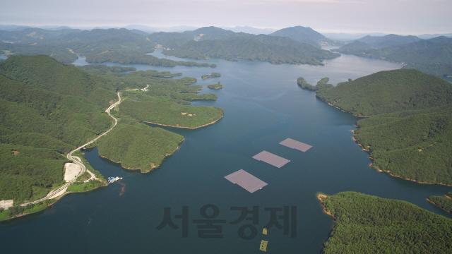 모듈 세척 빗물로 가능…환경오염 없는 '태양광 섬'