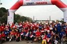 [사진] 韓-印尼 광복절 기념 마라톤 대회