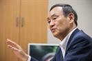 """日관방장관 """"24일 北 미사일 발사 때 한국과 '보완적 정보교환'"""" 주장"""