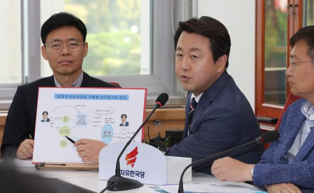 '조국 펀드 우회상장 통해 수백억 시세차익 노려'