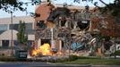美 메릴랜드 쇼핑센터서 가스 폭발 사고