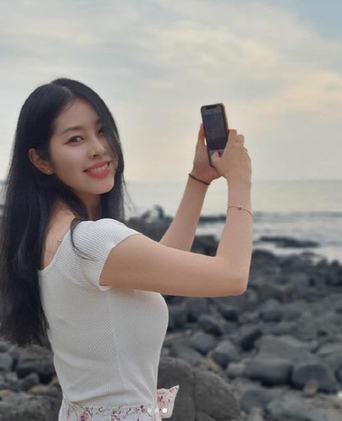 서동주 '제주를 사로잡은 S라인' 섹시+청순美에 '빠져든다'